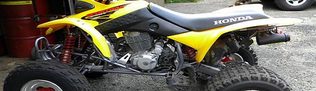 2005 Honda 400ex - Page 3 - 2019 honda civic