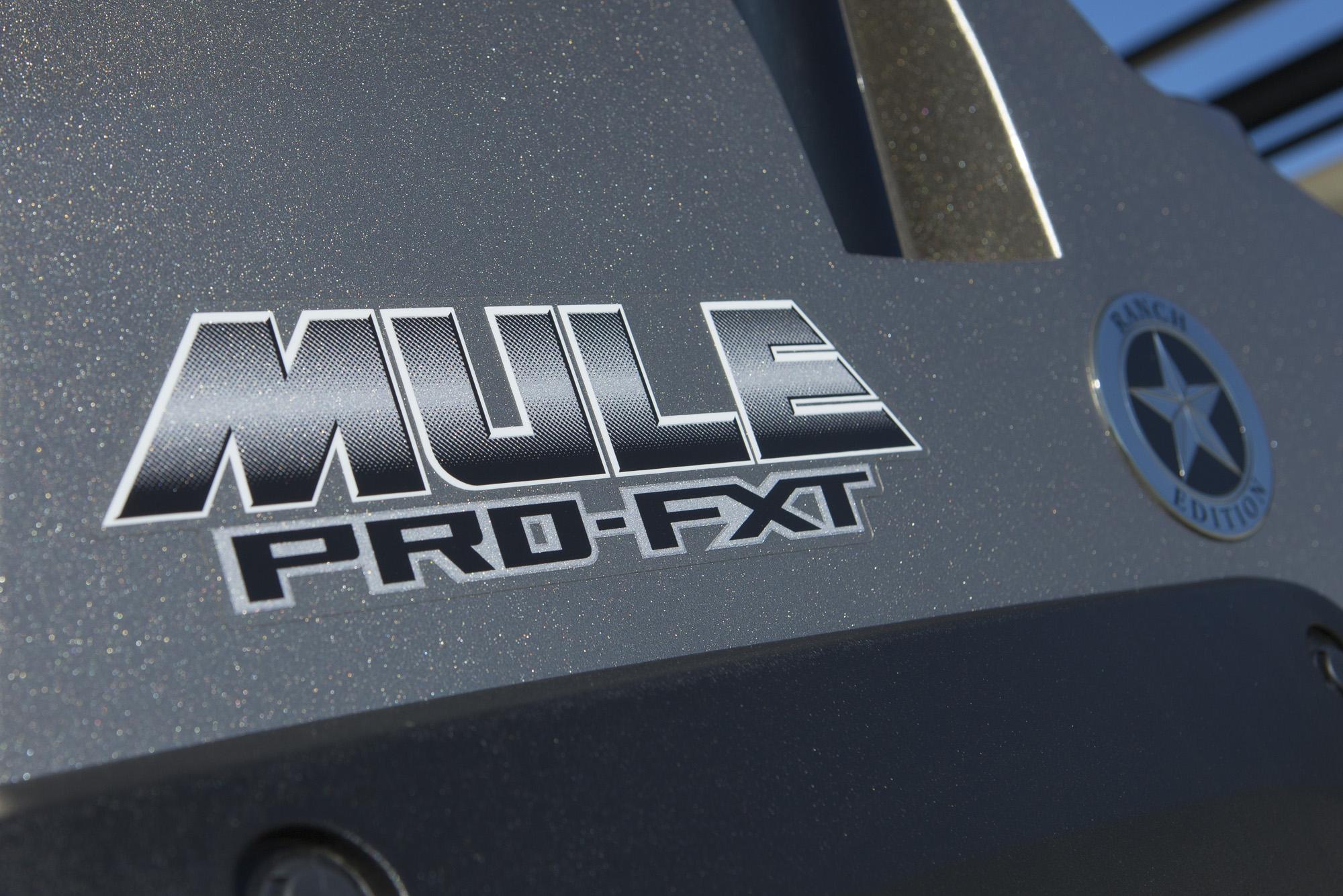 Kawasaki Mule Pro Fxt Ranch Edition 31