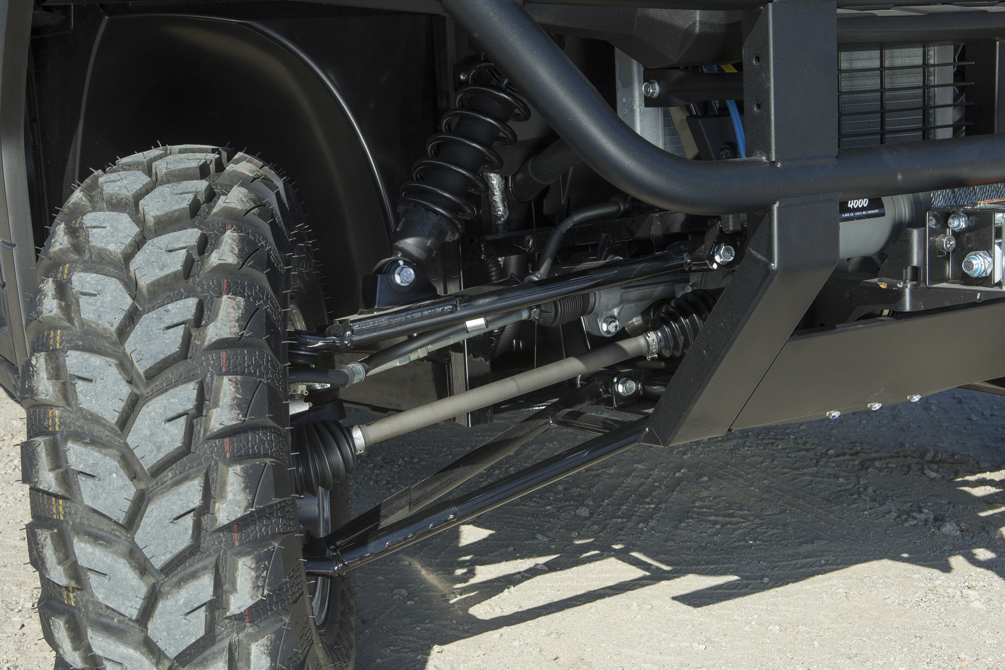 Kawasaki Mule Pro Fxt Ranch Edition 39