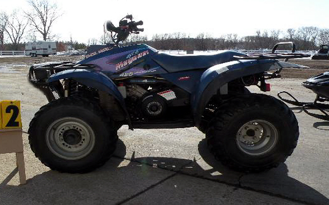 Weekly Used Atv Deal Affordable Polaris Magnum 4x4