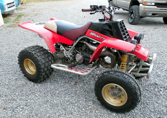 Weekly Used ATV Deal: Stacked Yamaha Banshee for Sale or
