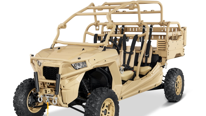 All-New Military Polaris RZR XP Turbo Diesel - ATVConnection com
