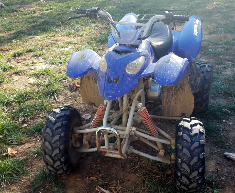 Ask the Editors: Help Me Identify My New ATV - ATVConnection com