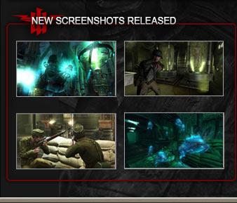 View Wolfenstein Screenshots