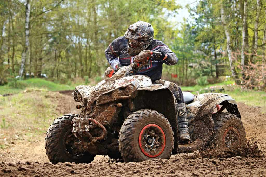 How Much Does An Atv Weigh Your Complete Guide By Size Cc
