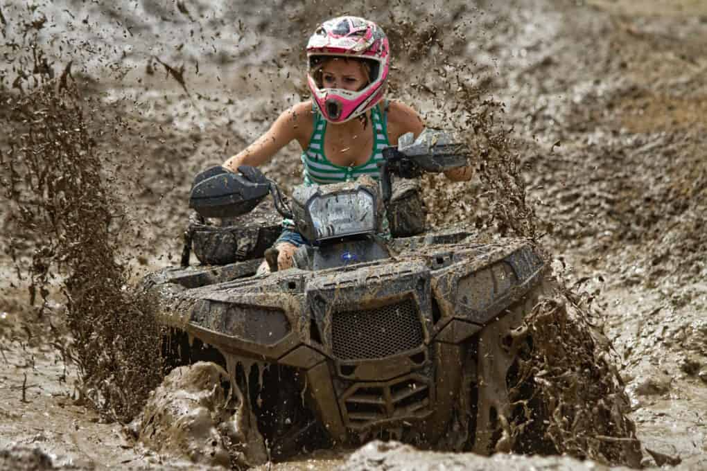 Why do ATVs Backfire? – ATV Man