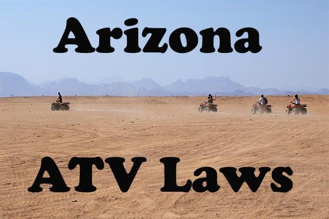arizona atv laws