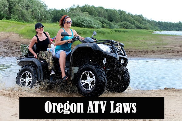 Guide to the ATV and UTV Laws in Oregon