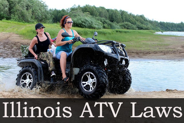 Guide to the ATV and UTV Laws of Illinois