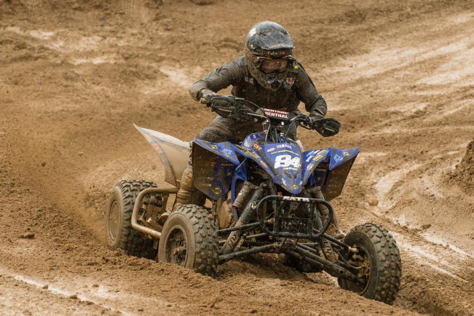 Thomas Brown earned his first win of the season at RedBud MX in Buchanan, Michigan.