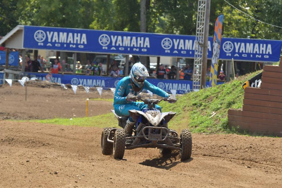Chad Wienen will be awarded his sixth AMA Pro ATV Motocross National Championship.