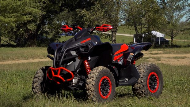 2021 can am renegade 1000r x xc test