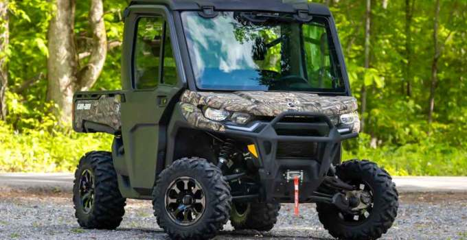 2021 Can Am Defender