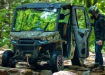 2021 Can Am Defender Limited
