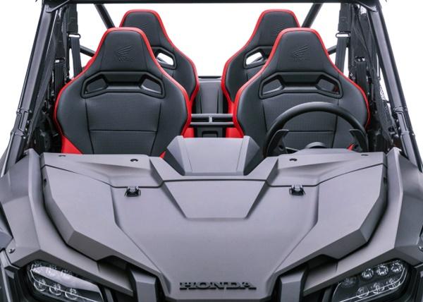 2021 Honda Talon 1000x4 Seats