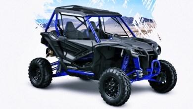 2022 Honda Talon 1000R Fox Live Valve Horsepower