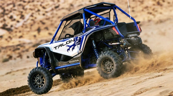 2022 Honda Talon 1000X Fox Live Valve Specs