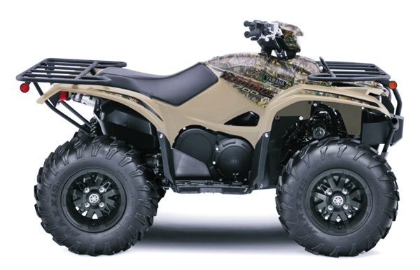 2021 Yamaha Kodiak 700 EPS Specs