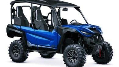 2022 Yamaha Wolverine RMAX4 1000 Limited Edition