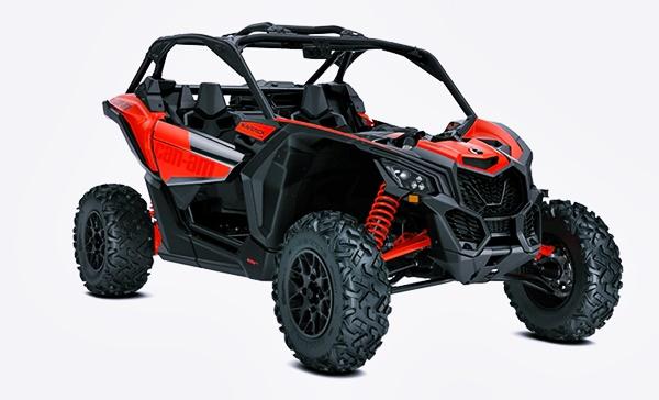 2022 Can-Am Maverick X3 DS Turbo R