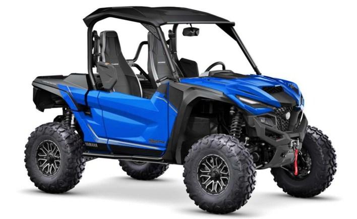 2021 Yamaha Wolverine RMAX2 1000 Limited Edition