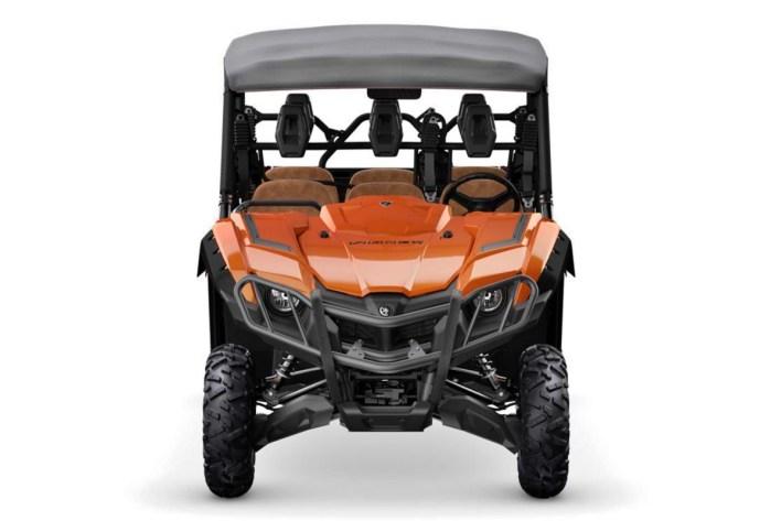 2022 Yamaha Viking VI EPS Ranch Edition Specs