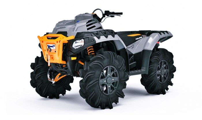 2022 Sportsman XP 1000 High Lifter Edition