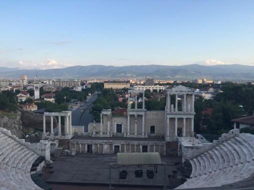 Античeн театър - philippopolis theater
