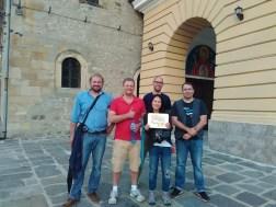 free plovdiv tour