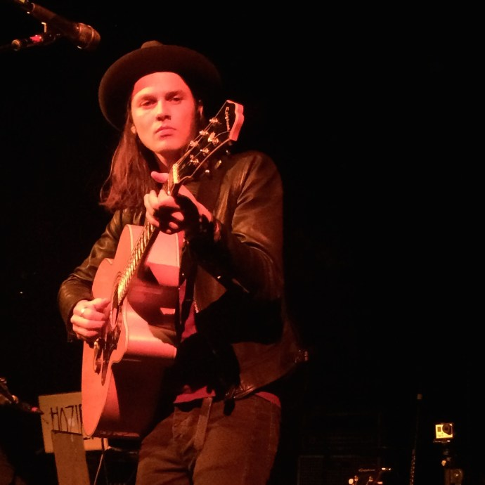 James Bay at Irving Plaza, 11/5