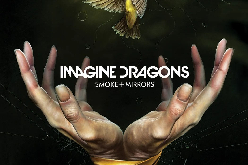imagine dragons night visions album cover meaning