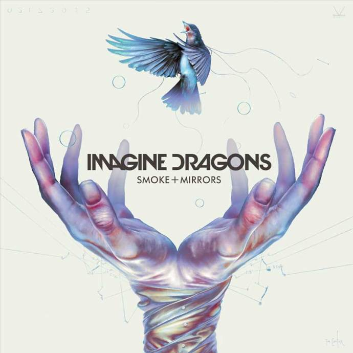 "Album art for ""Smoke + Mirrors (Super Deluxe Edition)"""