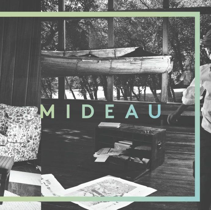 Mideau Digital Deluxe Album Cover