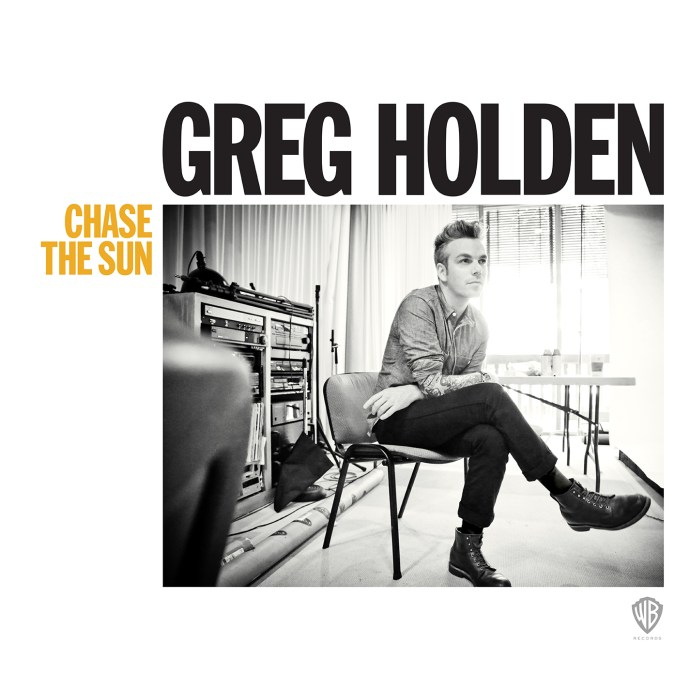 Chase The Sun - Greg Holden
