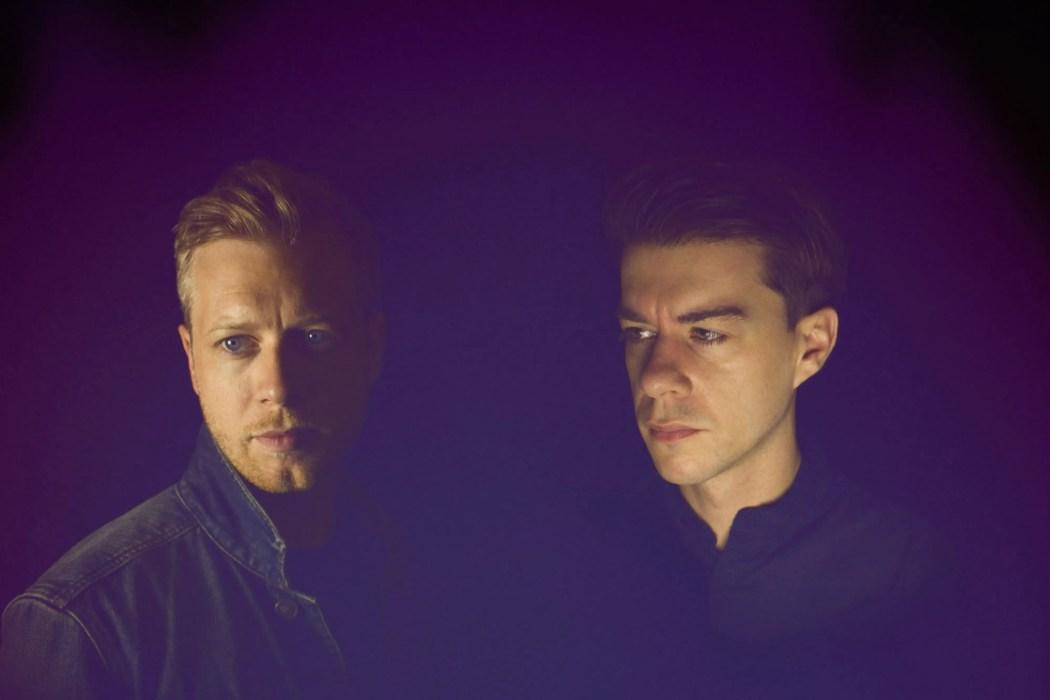 A Silent Film are Spencer Walker (left) and Robert Stevenson (right)