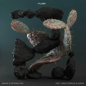 "Flume - ""Smoke & Retribution"" single art"