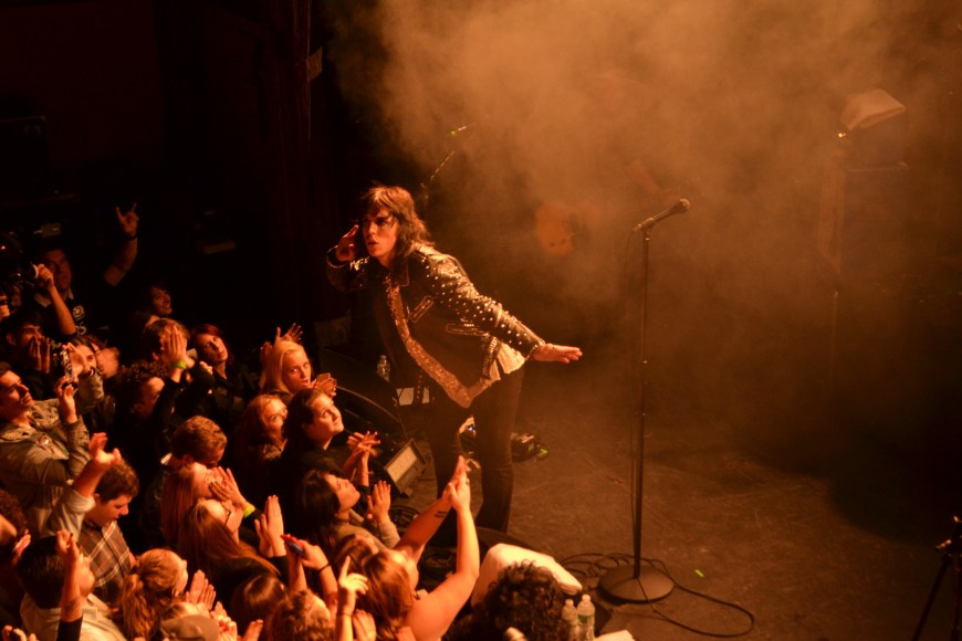 The Struts © Mitchell Mosk