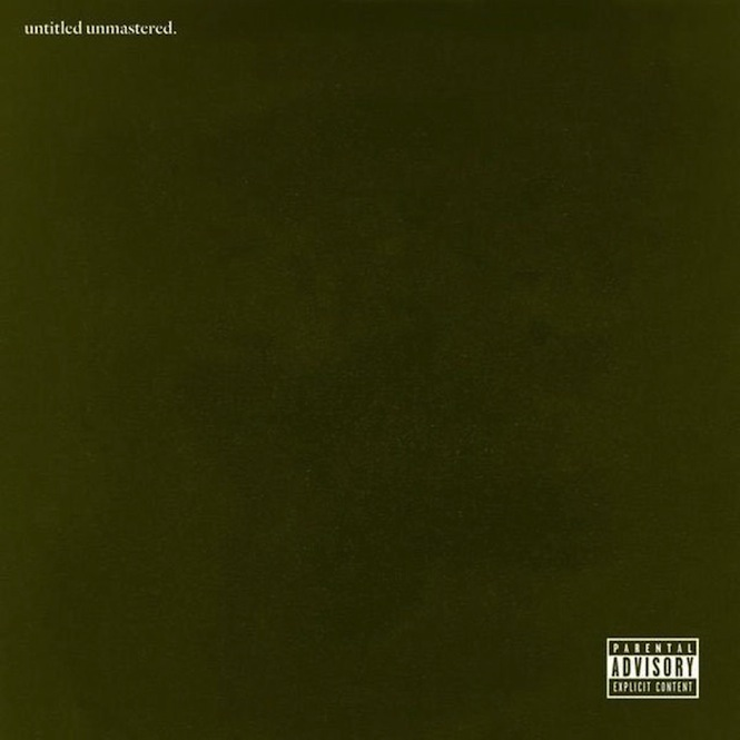Untitled Unmastered - Kendrick Lamar