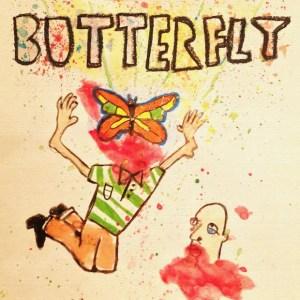"""""""Butterfly"""" single art - Twin Peaks"""