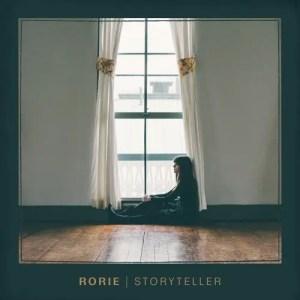 """""""Storyteller"""" single art - Rorie"""