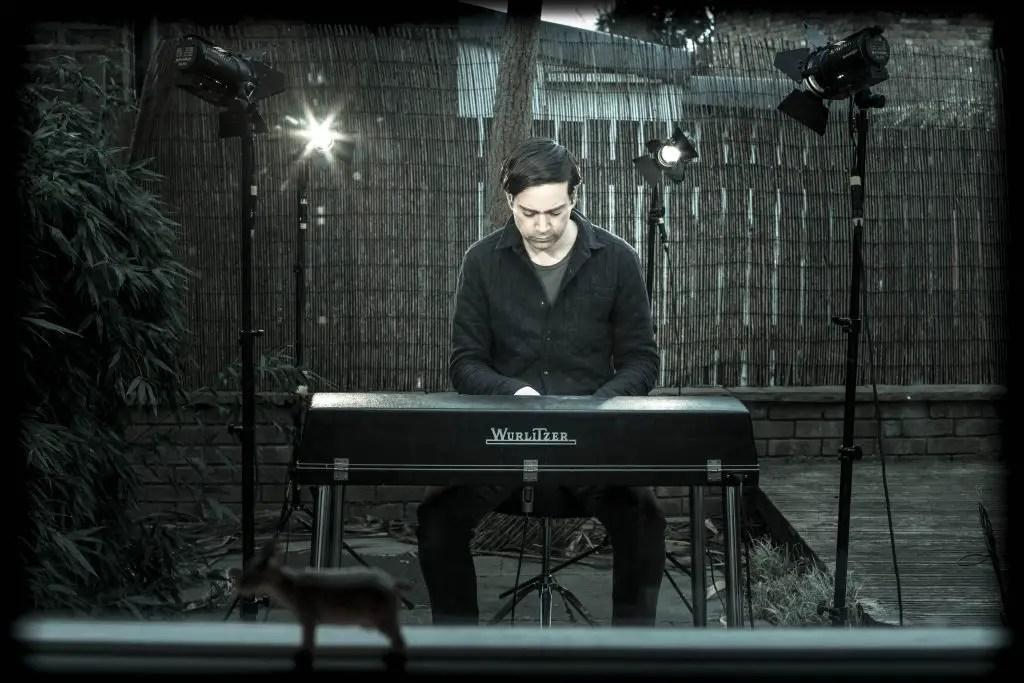 Player Piano © William Robinson