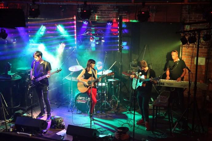 GREYE live 2016