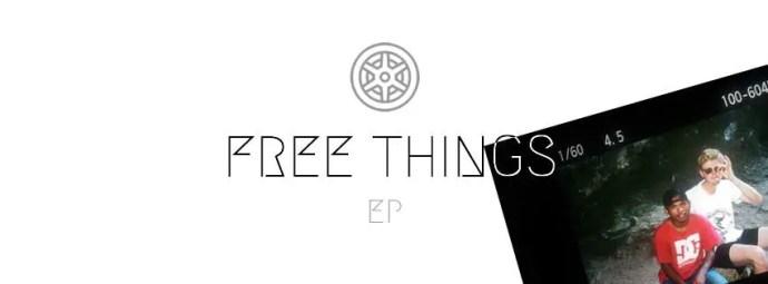 Free Things - Oli Hannaford