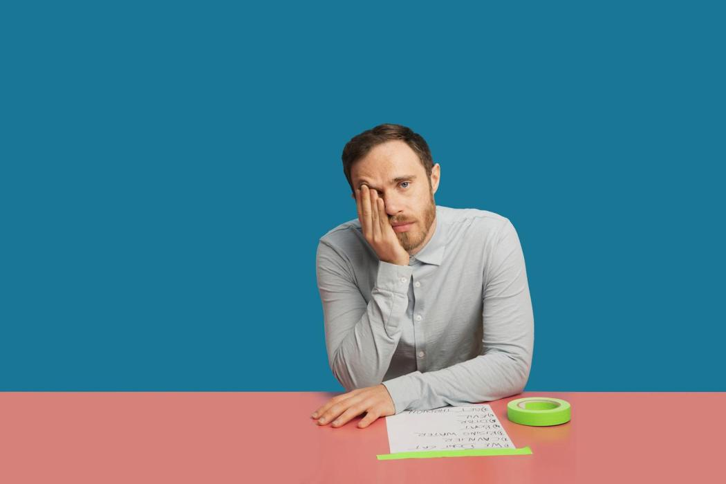 James Vincent McMorrow © Sarah Doyle