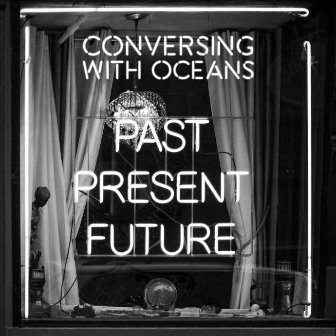 Past. Present. Future. - Conversing with Oceans