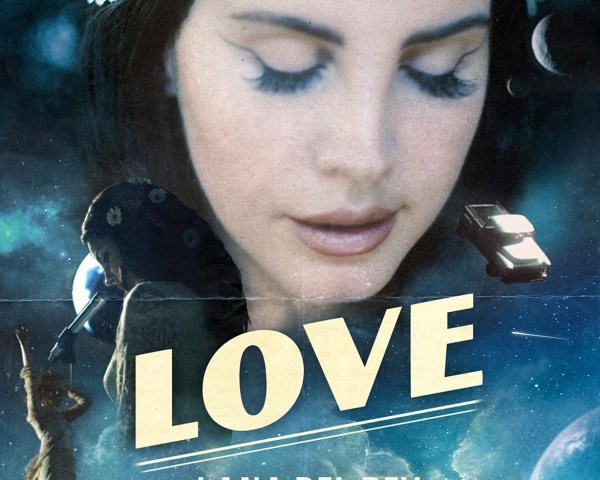 Love - Lana Del Rey artwork