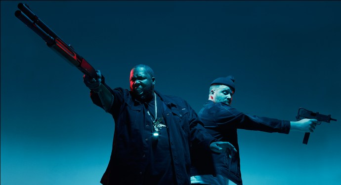 Run the Jewels 3 © Timothy Saccenti