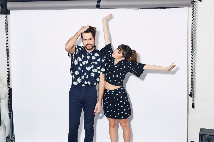 Oh Wonder © Josh Shiner 2017 press shot