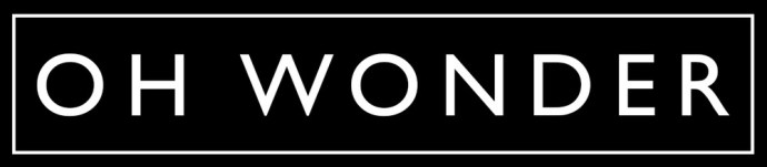 Oh Wonder logo