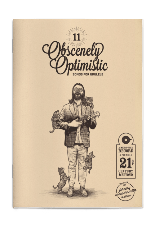 Review Jeremy Messersmiths Obscenely Optimistic Offers Kittens